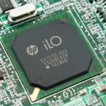 Сбросить интерфейс HP iLo через SSH