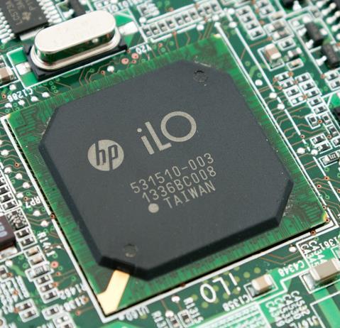 HP-iLO