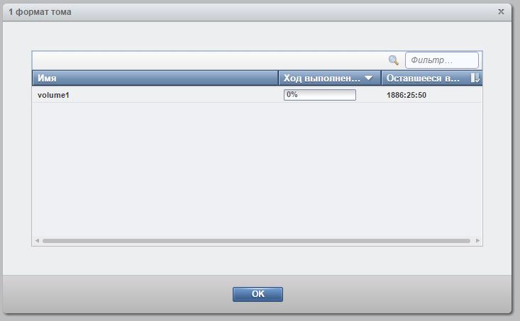 Форматирование IBM Storwize v3700 и v7000