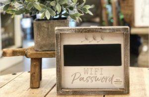 как найти ваш wifi пароль