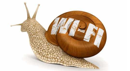 Слабый сигнал wifi