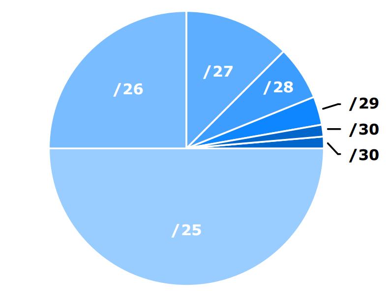 Быстрый и надежный расчет IPv4 сети