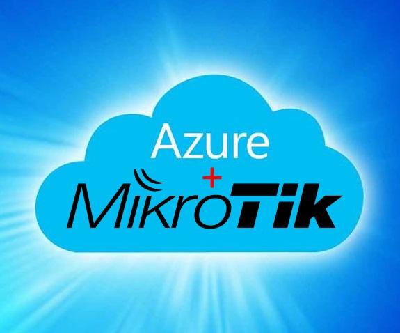 azure+mikrotik