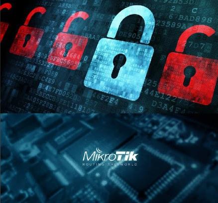 Настройка безопасности MikroTik