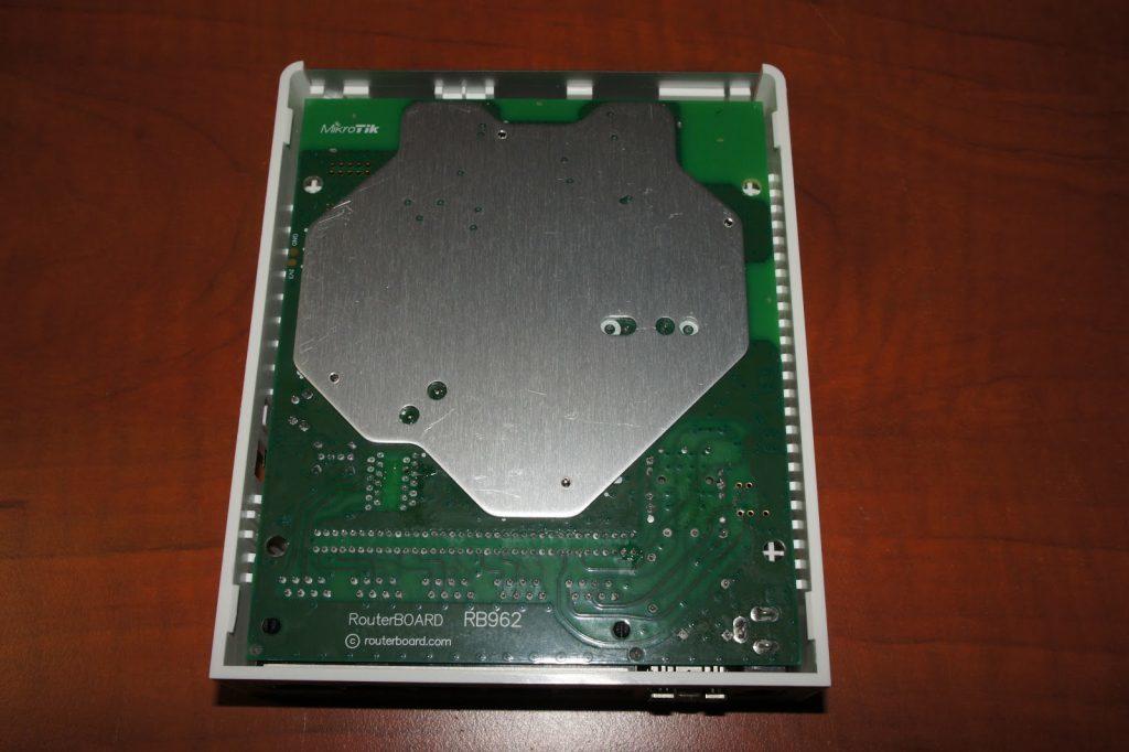 Защитная пластина mikrotik hap ac