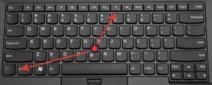 клавиатура fn lenovo