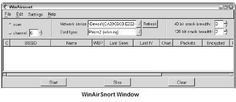 Airsnort-
