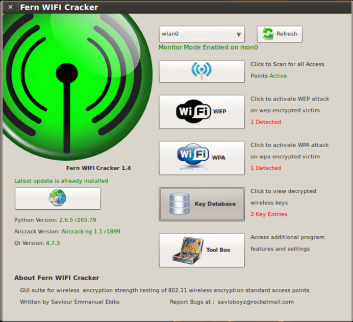 WirelessCracker-