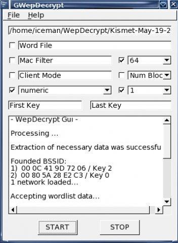 wepdecrypt