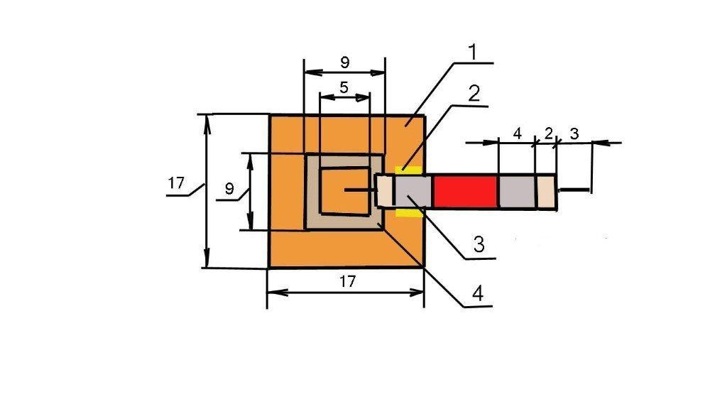 Монтаж кабельного соединения