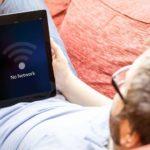 Проверяем пароль и настройки сети, если iPad не подключается к домашнему WiFi и не работает Интернет