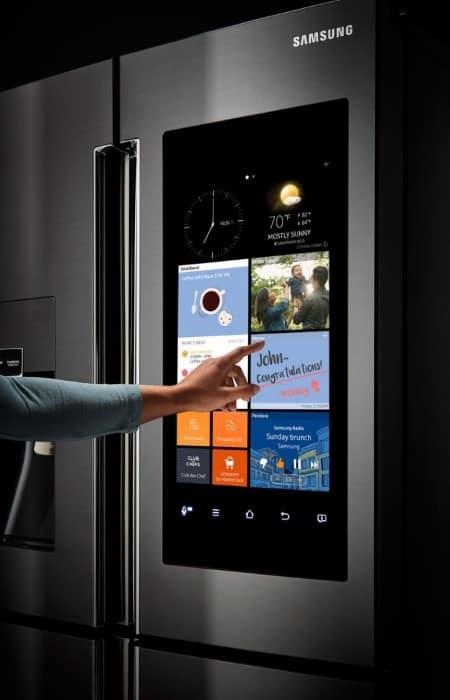 умный холодильник от самсунг