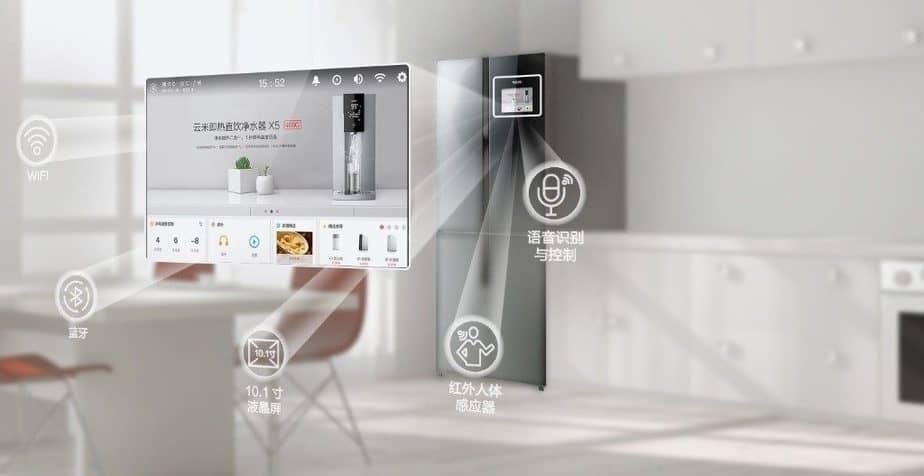 VioMi Smart Refrigerator 2