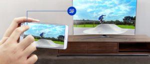 Синхронизация телефона и телевизора по wi-fi
