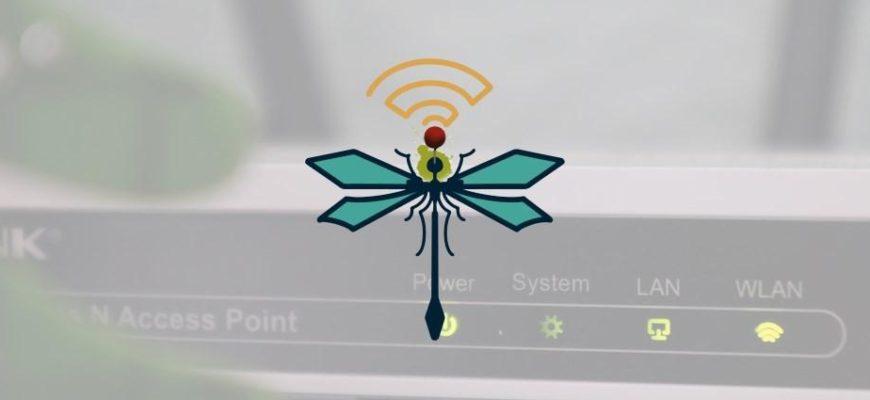 dragonblood wifi wpa3