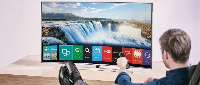 Подключения телевизора к Wi-Fi