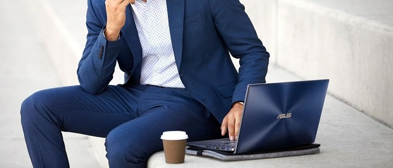 Настройка ноутбука ASUS
