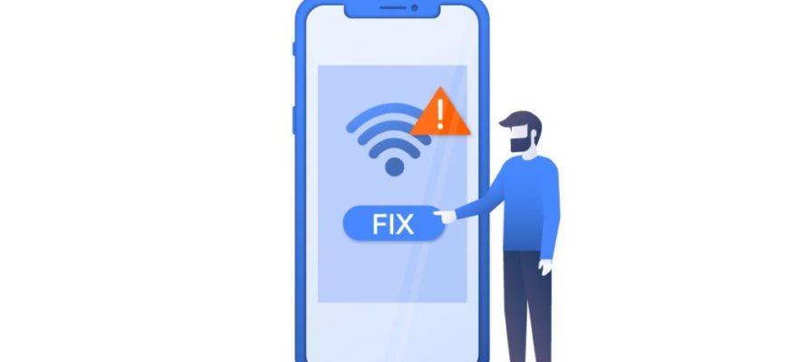 fix phone wifi
