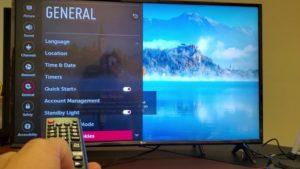 lg tv wifi